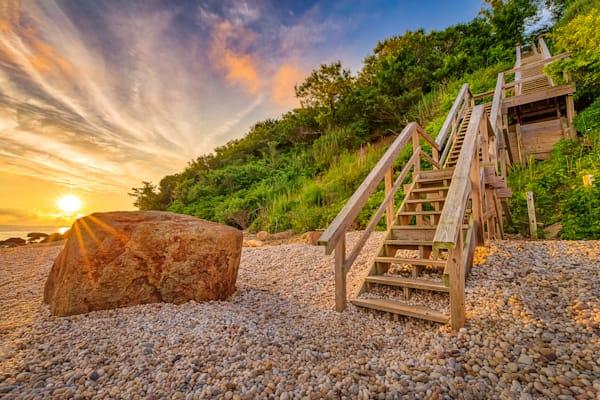 Horton Point Sun Steps