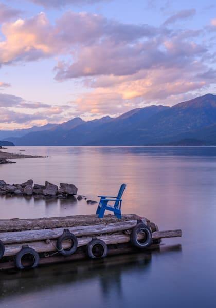Kootenay Lake Sunset Art | Nelson Fine Art Printing