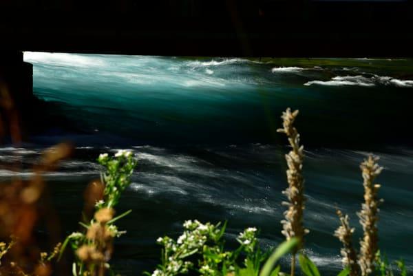 Metolius Turquoise Under Bridge