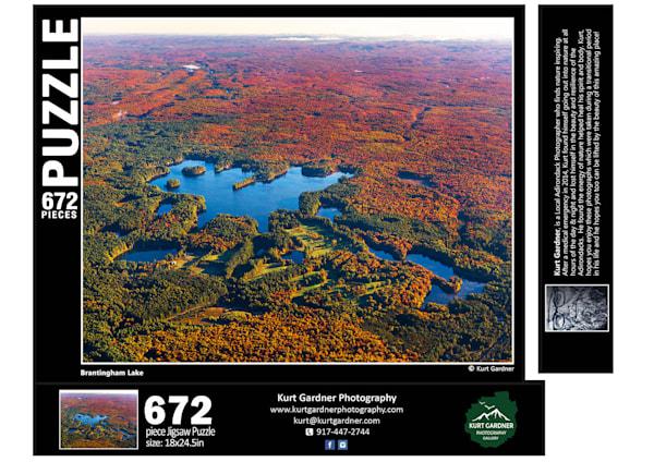 Pre Order Brantingham Lake Puzzle | Kurt Gardner Photogarphy