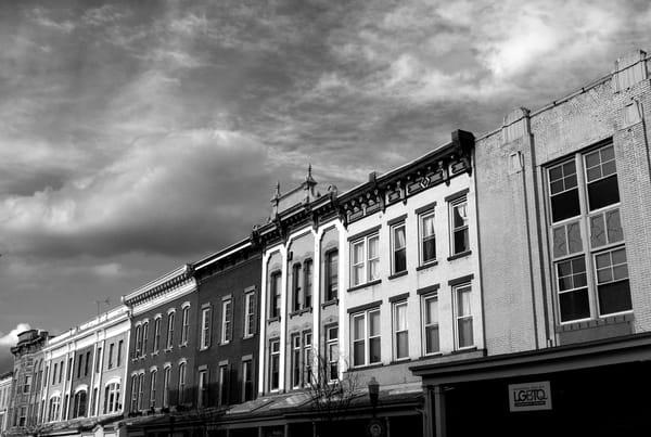 Above Main Street Photography Art | Peter Welch