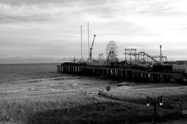 Amusement Rides  Photography Art | Peter Welch