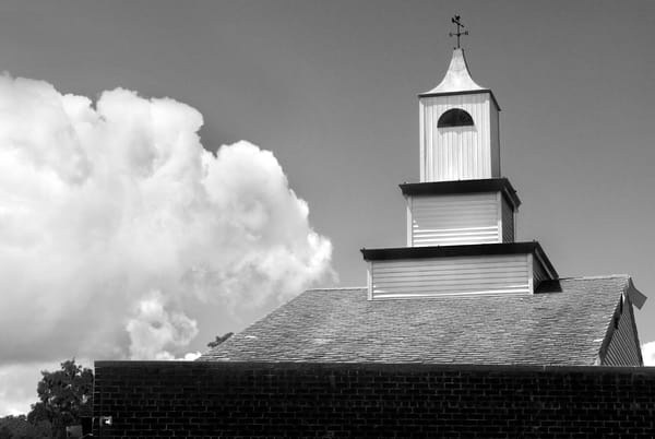 Cupola & Cloud Photography Art | Peter Welch