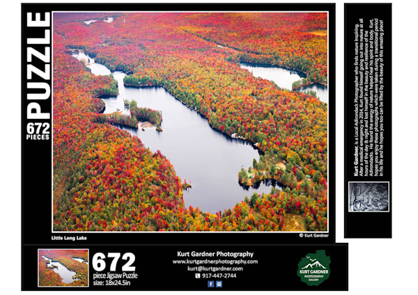 Little Long Lake Puzzle SOLD OUT
