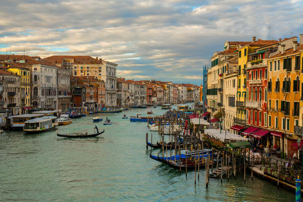Luce Del Canal Grande Photography Art | Craig Primas Photography