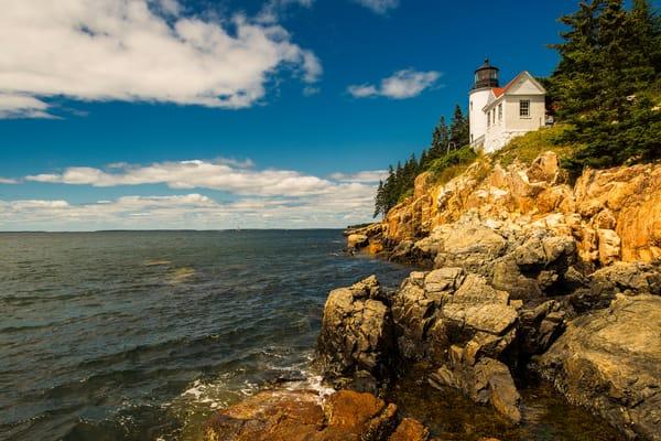 Bass Harbor Lighthouse Photography Art | Craig Primas Photography