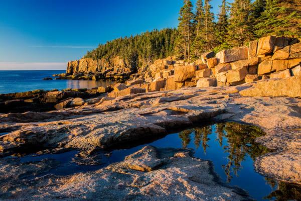 Otter Cliffs Photography Art   Craig Primas Photography