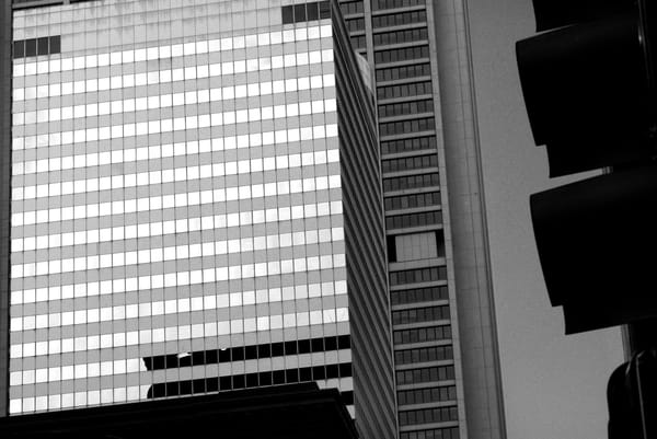Glass & Steel, Chicago Photography Art   Peter Welch