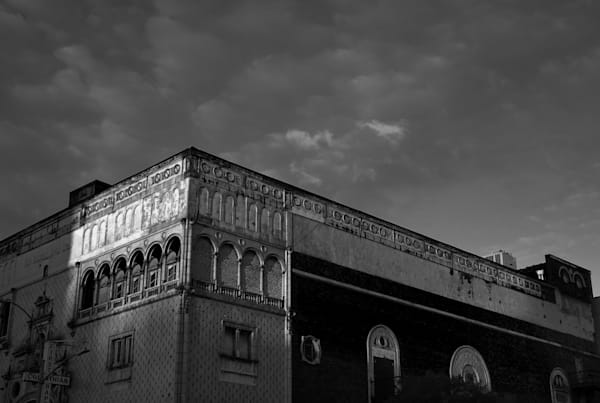 Ray Of Light, Harlem Photography Art   Peter Welch