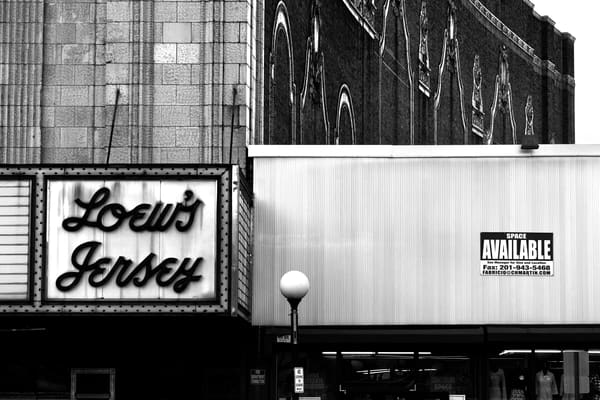 Loews, Jersey City Photography Art | Peter Welch