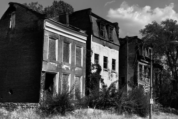 Abandoned Legacy, Saint Louis Photography Art   Peter Welch