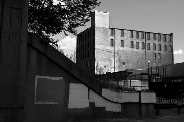 Shuttered Factory, Dayton Photography Art   Peter Welch