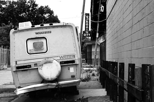 Bargain City Winnebago  Photography Art   Peter Welch