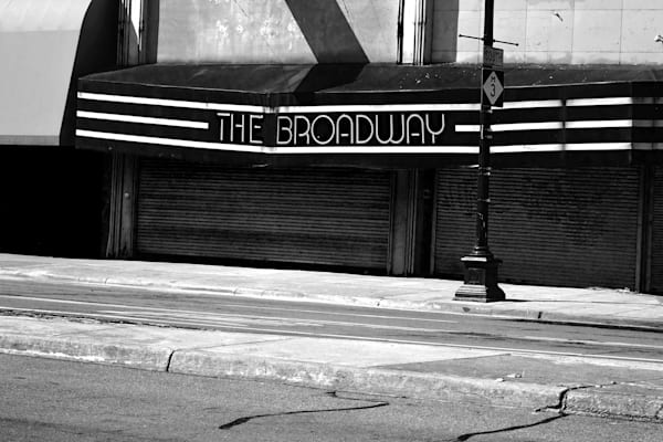 The Broadway Photography Art | Peter Welch