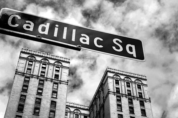 Cadillac Square Photography Art | Peter Welch