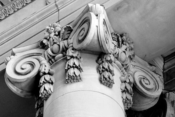 Classic Column Capital
