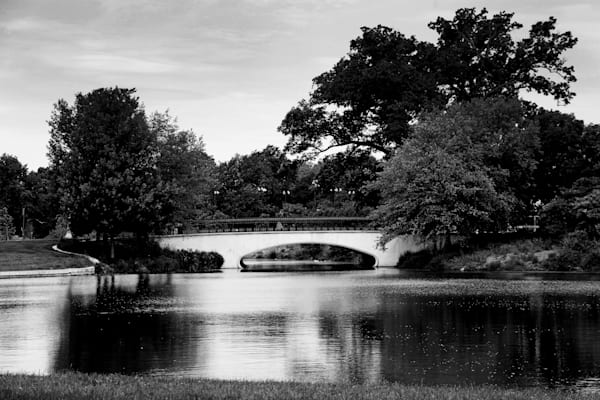 Bridge at Pagoda Lake