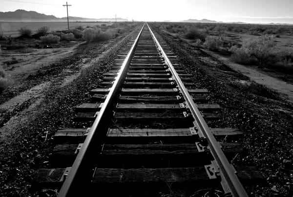Desert Tracks Photography Art | Peter Welch