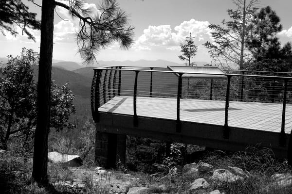 Mountain Overlook Photography Art | Peter Welch