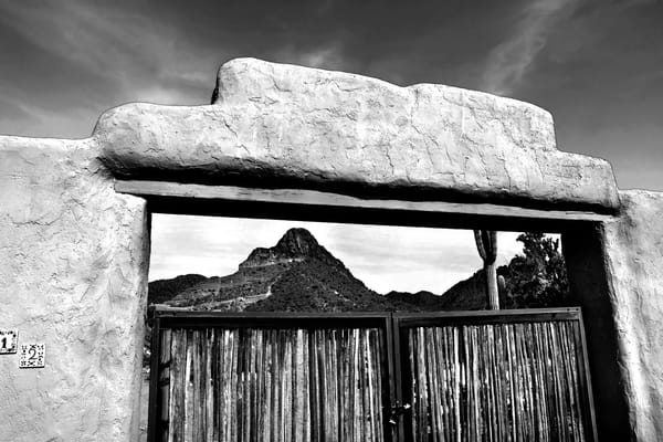 Entrance To Paradise Photography Art | Peter Welch