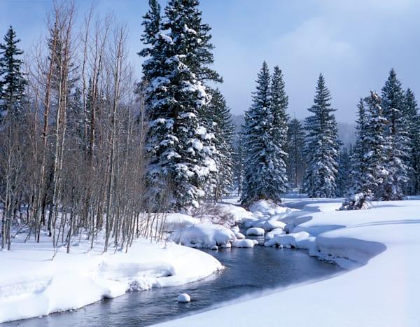 Winter Canvas Photography Art | Craig Primas Photography