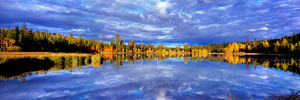 Duck Creek Pond Mirror Photography Art | Craig Primas Photography