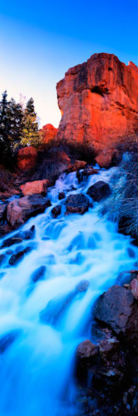 Cascade Falls Photography Art | Craig Primas Photography