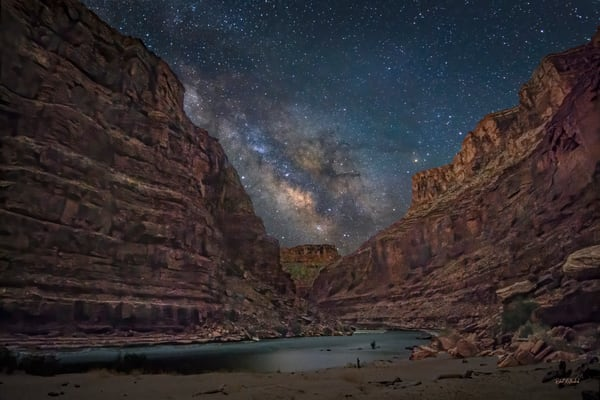 A Grand Night - Grand Canyon National Park