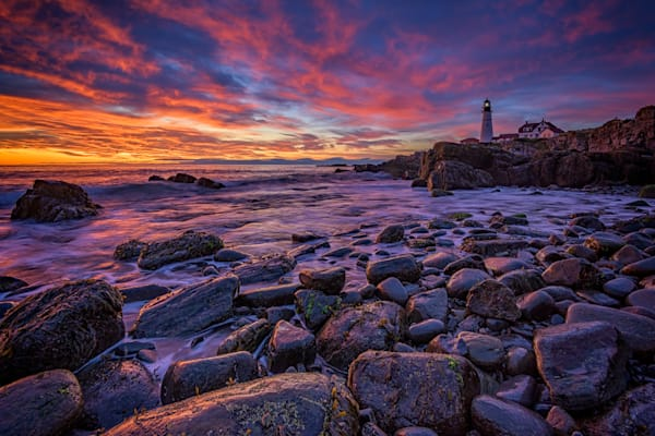 Red Skies in Morning | Shop Photography by Rick Berk