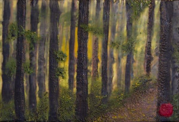 Dusk Art | Bruce Tyner