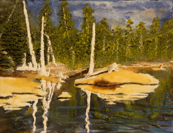 Sunny Bay Art | Bruce Tyner