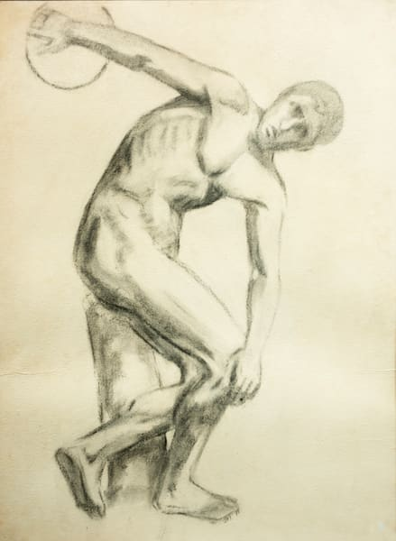 Discus Thrower (Reproductions)