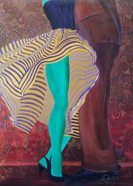 Swirl Of Rythm Art | TAVolgenau