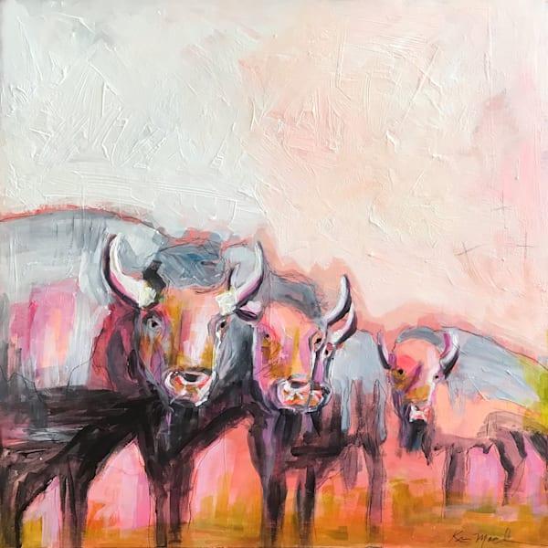 Become The Buffalo // Sold Art | Kris Mack Art