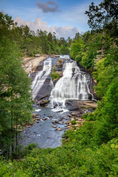 Summer At High Falls V Art | Red Rock Photography