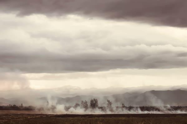 Silent Landscape #3 - Landscape Photography - Fine Art Print by Silvia Nikolov