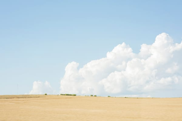Silent Landscape #7 - Landscape Photography - Fine Art Print by Silvia Nikolov