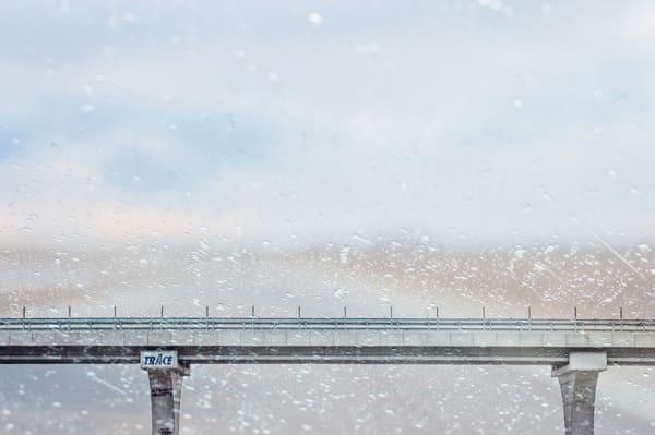 Silent Landscape #2 - Landscape Photography - Fine Art Print by Silvia Nikolov