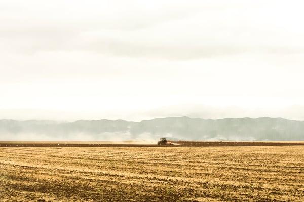 Silent Landscape #10 - Landscape Photography - Fine Art Print by Silvia Nikolov