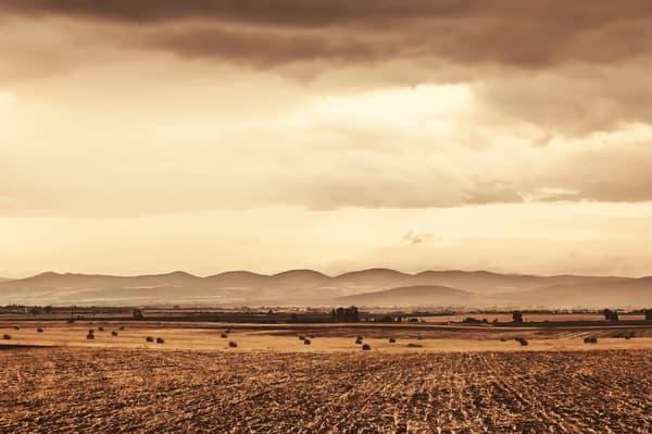 Silent Landscape #13 - Landscape Photography - Fine Art Print by Silvia Nikolov