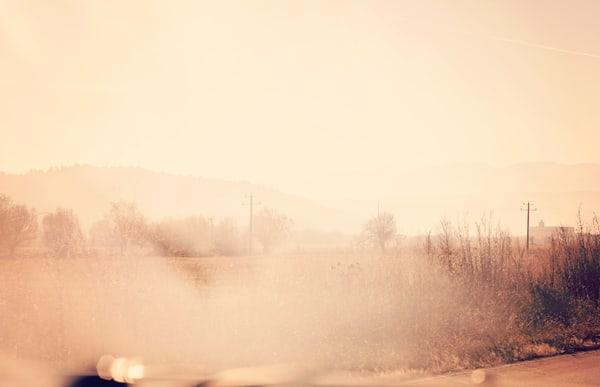 Silent Landscape #14 - Landscape Photography - Fine Art Print by Silvia Nikolov