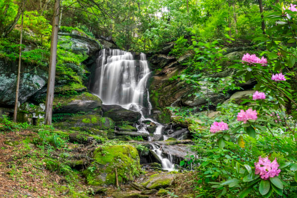 Seven Falls H Photography Art | Red Rock Photography