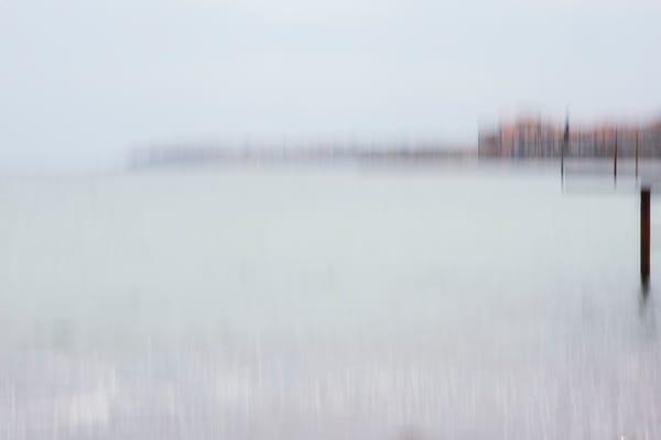 Abstract Landscape #4 - Fine Art Print by Silvia Nikolov
