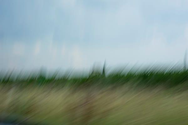 Abstract Landscape #9 - Fine Art Print by Silvia Nikolov