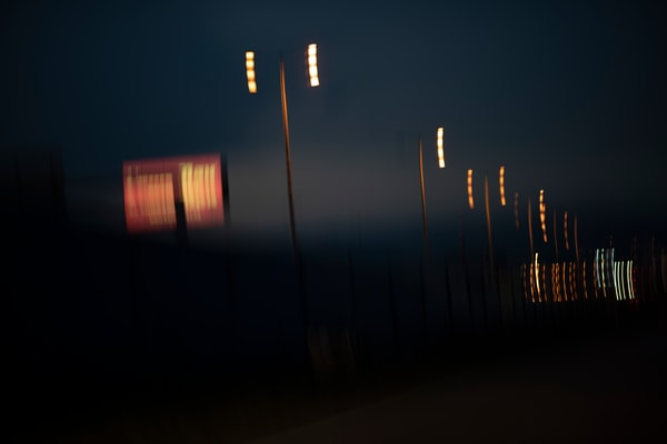 Moments On the Road #14 - Abstract Street Photography - Fine Art Print by Silvia Nikolov