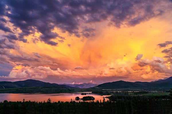 8723 Lake Dillon Sunset