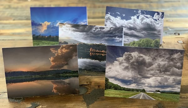 Sustainably Sourced Fine Art Greeting Cards | Nathan Larson Photography | Color Landscapes