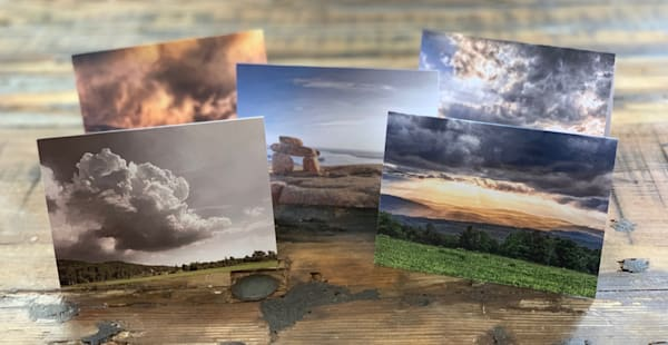 Fine Art Color Landscape Greeting Cards | Sustainably Sourced Paper | Recycled Envelopes | Perfect Greeting Cards | Nathan Larson Photography