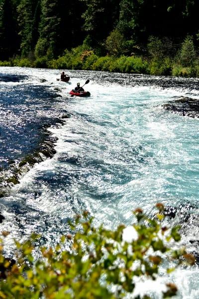 Metolius Kayaks