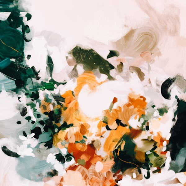 Aspen abstract art print- wall art